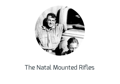 the natal mounted rifles