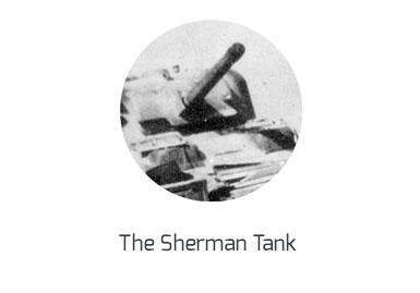 Sherman-tank