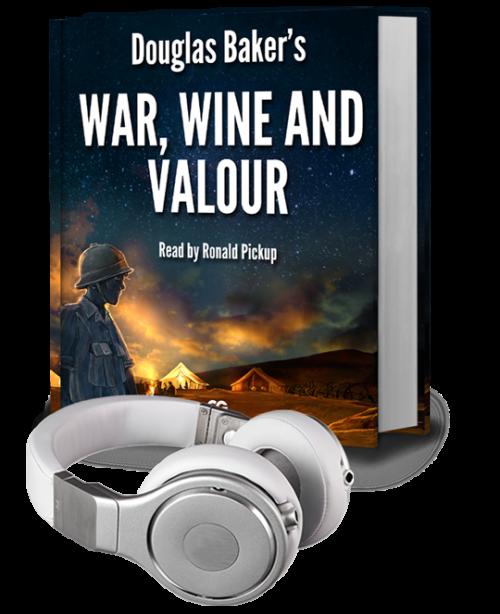 War audio book